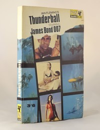 Thunderball | Pan | Movie | X201. This artwork was used for the 13th to 16th printings