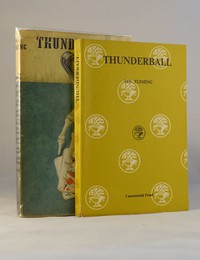 Thunderball | Cape | Uncorrected Proof. Uncorrected proof of Thunderball