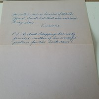 The Spy Who Loved Me | Cape | Uncorrected Proof. Promotional letter reverse side.  See notes