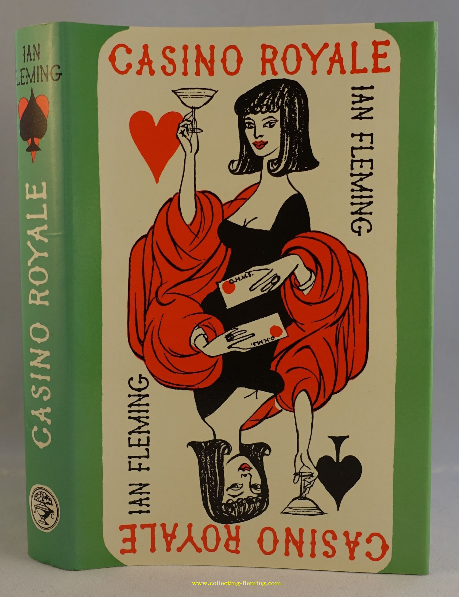 Read Casino Royale online free by Ian Fleming